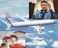 Presiden SBY jelaskan pembelian pesawat kepresidenan RI