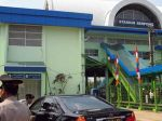 Stasiun Serpong diresmikan Presiden SBY pada tanggal 4 Juli 2007